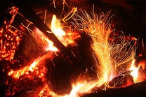 "image=8962&picture=sparks-and-flames"">Sparks And Flames</a> by Bobby Mikul"