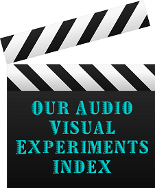 Audio and Video Index Page