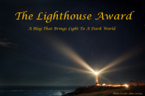 The Lighthouse Blog Award