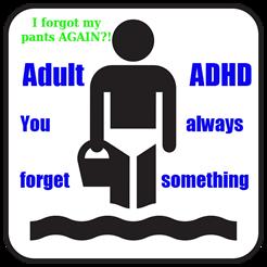 ADHD-Forgetfullness