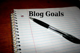 My Blogging Goals