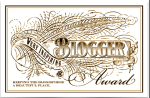 The Inspiring Blogger Award