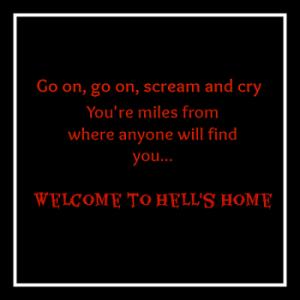 The Hell's Home Flash Fiction Saga