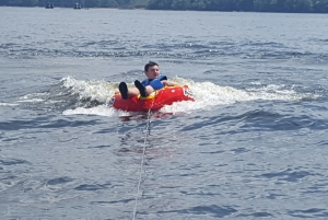 Tubing really is fun